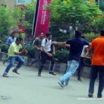 ঢাকায় শিক্ষার্থীদের ওপর ত্রিমুখী হামলা !