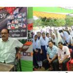 বরুড়ায় ফেয়ার হসপিটালের উদ্যোগে শিলমুড়ী রাজ রাজেশ্বরী উচ্চ বিদ্যালয়ে রক্তের গ্রুপ নির্নয় কর্মসূচী অনুষ্ঠিত