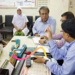 দেবিদ্বারে সরকারি হাসপাতালে ২ ডাক্তার শোকজ, ২ জনকে বরখাস্ত
