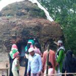 চাঁদপুরে পাঁচ'শ বছরের প্রাচীণ মসজিদ দেখতে দর্শনার্থীদের ভিড়