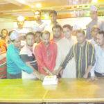 দেবিদ্বারে বিএনপি'র ৪০তম প্রতিষ্ঠা বার্ষিকী উপলক্ষে কেক কাটা ও র্যালী অনুষ্ঠিত