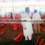 চান্দিনা পাইলট বিদ্যালয়ের শতবর্ষ পূর্তি অনুষ্ঠানে চেয়ার ভাংচুর, বিশৃঙ্খলা