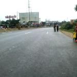 কুমিল্লায় পরিবহন ধর্মঘটে মহাসড়ক ফাকা