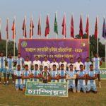 বাংলাদেশ সেনাবাহিনী ভলিবল প্রতিযোগীতায় চ্যাম্পিয়ন  ৫৫ পদাতিক ডিভিশন