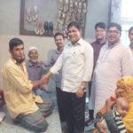 দেবিদ্বারে অধ্যাপক ইকবাল হোসেন রাজু নির্বাচনী গণসংযোগ