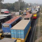 ঢাকা-চট্টগ্রাম মহাসড়কের কুমিল্লা অংশে ৩০ কিলোমিটার যানজট