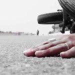 কুমিল্লায় বাসের সাথে মুখোমুখি সংঘর্ষে মোটরসাইকেল আরোহী নিহত