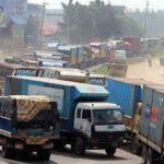 ঢাকা-চট্টগ্রাম মহাসড়কে দুদিন ধরে ভয়াবহ যানজট