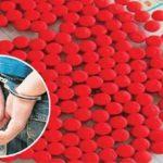 কুমিল্লায় কাভার্ড ভ্যান থেকে আড়াই হাজার ইয়াবাসহ আটক ৩