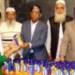 কুমিল্লা চান্দিনায় এসএসসি পরীক্ষার্থীদের মাঝে 'হরলিক্স' বিতরণ