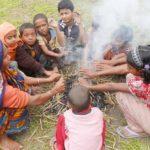 কুমিল্লাতে শীতের দেখা মেলে রাতে