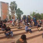 কুবিতে বিএনসিসি'র ৯ম ব্যাচের ভর্তি পরীক্ষা সম্পন্ন