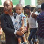 কুমিল্লা মহাসড়কে সড়ক দুঘর্টনায় মায়ের মৃত্যু, অলৌকিকভাবে বেচেঁ গেল শিশুটি