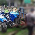 কুমিল্লা বালুতুপায় ট্রাক্টরের চাপায় ৪ বছরের শিশু নিহত