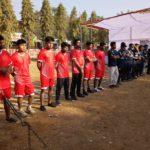 কুবিতে আন্তঃবিভাগ ভলিবল প্রতিযোগিতার উদ্ধোধন
