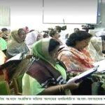 সাংসদ হিসেবে শপথ নিলেন কুমিল্লার আঞ্জুম সুলতানা সীমা