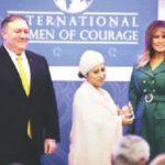 যুক্তরাষ্ট্রের 'সাহসী নারী' পদক পেলেন রোহিঙ্গা আইনজীবী রাজিয়া