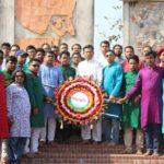 নানা আয়োজনে কুমিল্লা বিশ্ববিদ্যালয়ে স্বাধীনতা দিবস উদযাপন