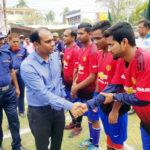 """কুমিল্লায় """"আইজিপি কাপ""""কাবাডি প্রতিযোগিতা-২০১৯ অনুষ্ঠিত"""