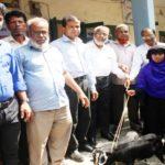 মুরাদনগরে ৪০টি 'জেলে' পরিবারের মাঝে ছাগল বিতরণ