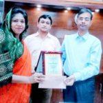 মতলব উত্তরের শারমিন আক্তার চাঁদপুর জেলার শ্রেষ্ঠ ইউএনও