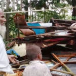 নোয়াখালীতে শিশু নিহত, আহত ৩০ : ২ শতাধিক ঘরবাড়ি বিধ্বস্ত
