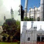 কুমিল্লায় আছে দৃষ্টিনন্দন 'সাত গম্বুজ মসজিদ'