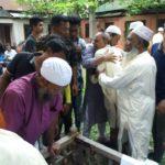 কুমিল্লায় কিশোর গ্যাং ঈগল গ্রুপের হাতে খুন হওয়া আদিলের দাফন সম্পন্ন