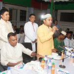 কুমিল্লা সদর দক্ষিণ মডেল থানার ইফতার মাহফিল অনুষ্ঠিত