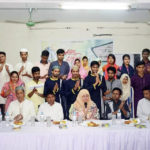 কুমিল্লা কলেজ থিয়েটারের  উদ্যোগে ইফতার মাহফিল অনুষ্ঠিত