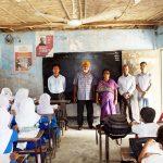 """সদরের ভুবনঘর আবুল হাসেম উচ্চ বিদ্যালয়ে """"কিশোর কিশোরীর জন্য স্বাস্থ্য বার্তা"""" করণীয় ওরিয়েন্টেশন সভা অনুষ্ঠিত"""