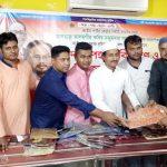 কুমিল্লায় জাতীয় ছাত্র সমাজের নেতাকর্মীদের মাঝে ঈদ উপহার বিতরণ ও ইফতার