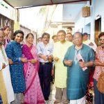 কুমিল্লায় রৌদ্রজল সৃষ্টিধারা 'র শুভ উদ্বোধন