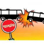কুমিল্লায় ট্রাকের ধাক্কায় চার বাস যাত্রী নিহত