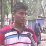 দাউদকান্দি টোলপ্লাজার লাইনম্যান পারভেজ ১০৩ টাকায় পেলেন পুলিশের চাকরি