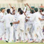 আফগানিস্তানের বিপক্ষে টেস্ট ম্যাচের স্কোয়াড দিলো বিসিবি
