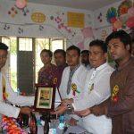 চৌদ্দগ্রাম আলহাজ্ব নূর মিয়া বিশ্ববিদ্যালয় কলেজের নবীন বরণ অনুষ্ঠিত