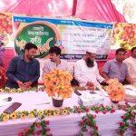 মনোহরগঞ্জে পোমগাঁও বায়তুশ শরফ মডেল একাডেমিতে কৃতীশিক্ষার্থীদের সংবর্ধনা
