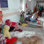 কুমিল্লায় ডেঙ্গু রোগীর ভিড়ে সরকারি, বেসরকারি হাসপাতাল ক্লিনিক – কোথাও জায়গা নেই