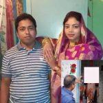 কুমিল্লায় নববধূর মেহেদীর রং মুছার আগেই হত্যা করে ঝুলিয়ে রাখার অভিযোগ