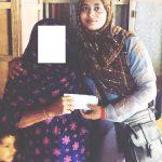 চৌদ্দগ্রামে তানহার চিকিৎসায় শিউলি আলম ফাউন্ডেশনের আর্থিক সহায়তা প্রদান