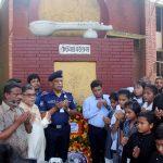 কুমিল্লায় জাতীয় কবি কাজী নজরুল ইসলামের ৪৩-তম মৃত্যবার্ষিকী পালিত