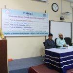 কুবিতে 'ফলাফল ভিত্তিক পাঠ্যক্রম উন্নয়ন' শীর্ষক প্রশিক্ষণ কর্মশালা
