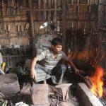 কোরবানিকে সামনে রেখে দেবিদ্বারের কামার'রা এখন ব্যস্ত সময় কাটাচ্ছেন