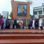 কুমিল্লা ভিক্টোরিয়া সরকারি কলেজে জাতীয় শোক দিবস পালন