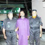 চাদঁপুর থেকে অপহৃত শিশু উদ্ধার  করেছে কুমিল্লা র্যাব, অপহরণকারী গ্রেফতার