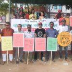 কুমিল্লা নগরীতে কাশাড়িয়াপট্টি ডেভেলপমেন্ট অর্গানাইজেশনের উদ্যোগে জলবায়ু বিষয়ক সচেতনামূলক র্যালি অনুষ্ঠিত