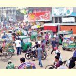 কুমিল্লা নগরীজুড়ে সিএনজি স্ট্যান্ড