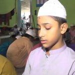 মাত্র ৪০ দিনে হাফেজ ৯ বছর বয়সী শিশু সাদিক