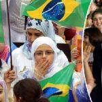 ব্রাজিলে দ্রুত গতিতে বাড়ছে মুসলিমের সংখ্যা,প্রতিদিন গড়ে ৬ জন ইসলাম গ্রহণ করছেন